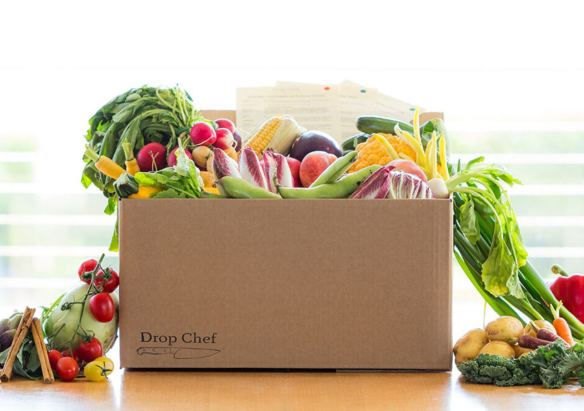 Valid Nutrition Partners with Dropchef : Cook-One, Feed One.