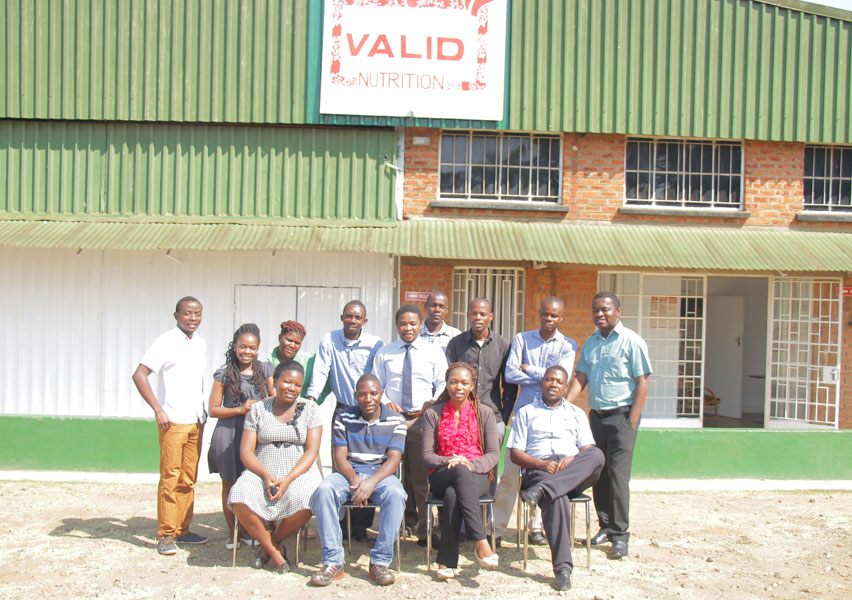 Valid Nutrition and the opportunities and challenges of producing RUTF in Malawi