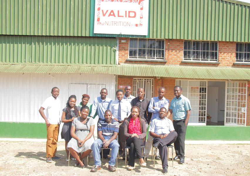 Extending VALID's RUF Product Range